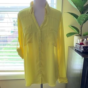Yellow Portofino Blouse